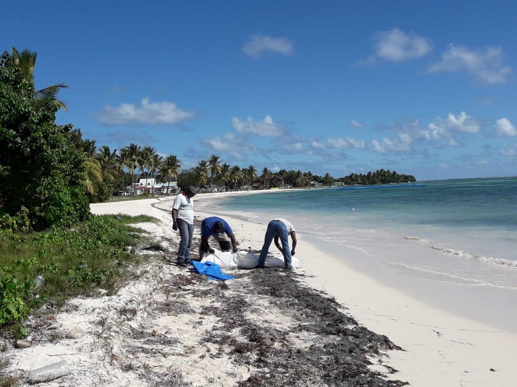 Un homme découvert mort sur la plage à Grand-Bourg