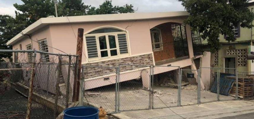 Un séisme de magnitude 5,7 provoque des dégâts à Porto Rico
