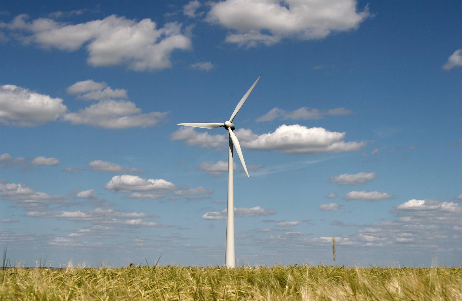 Carton plein pour le financement participatif du parc éolien de Sainte-Rose