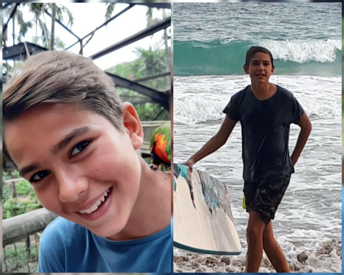 Deux jeunes adolescents sauvent un touriste de la noyade au Diamant