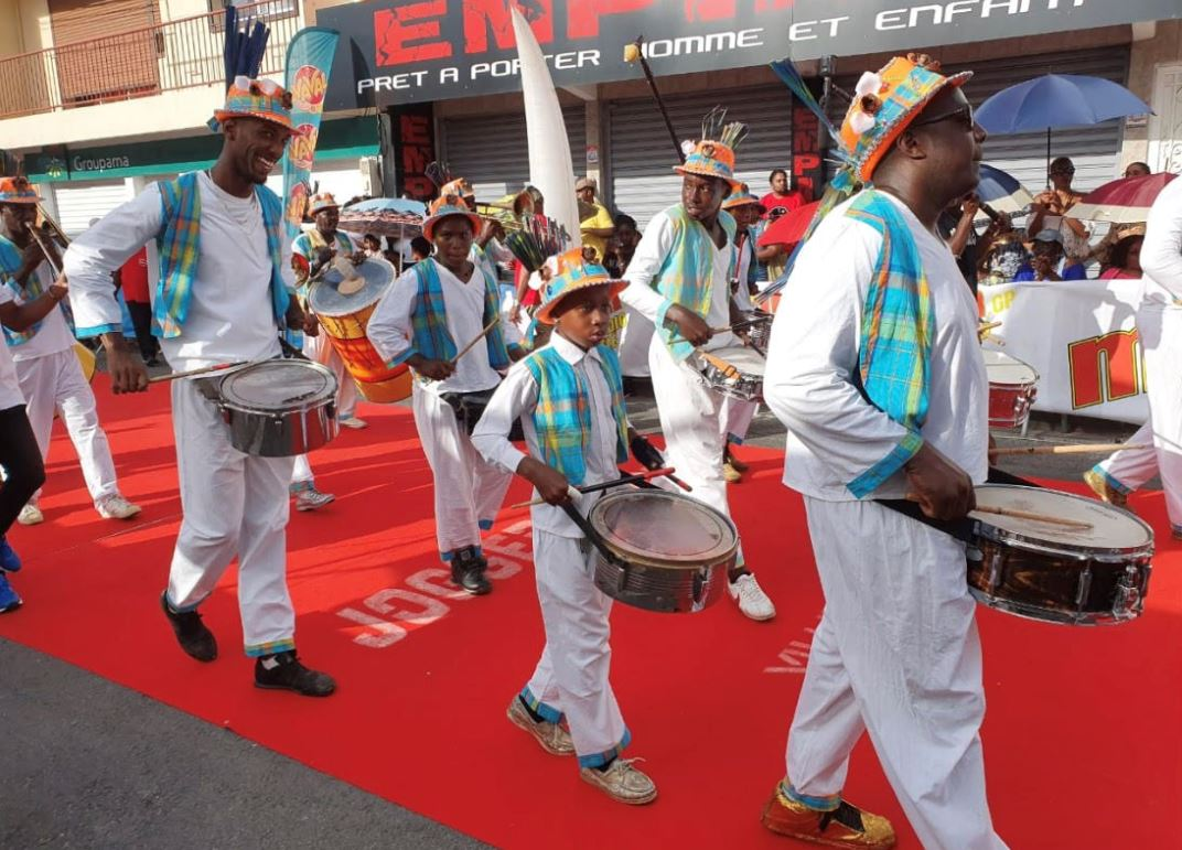 Carnaval : c'est parti pour la parade Moule en folie