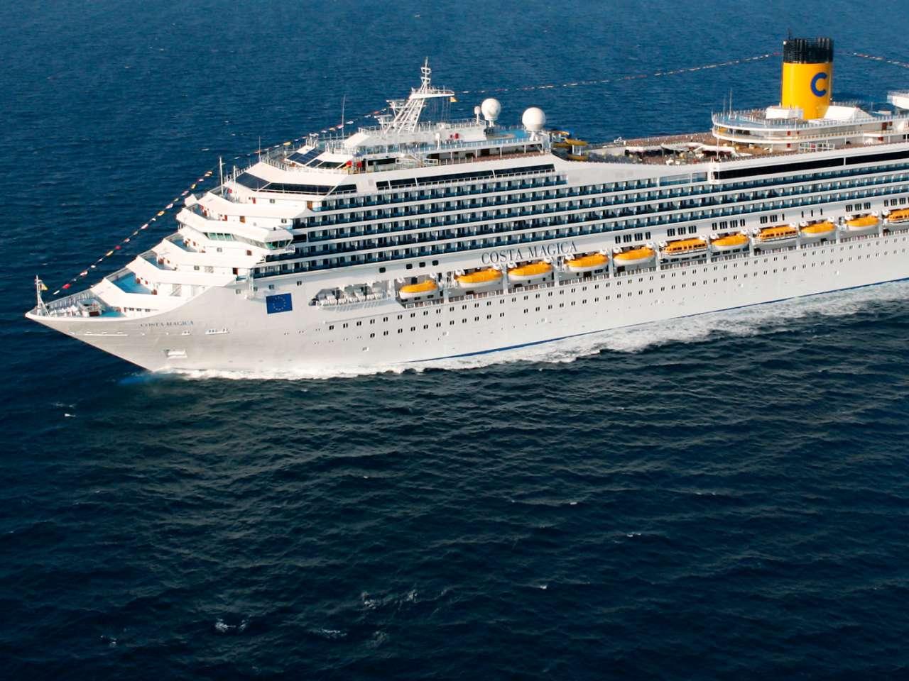 300 passagers martiniquais à bord du Costa Magica n'ont pas accosté à Sainte Lucie
