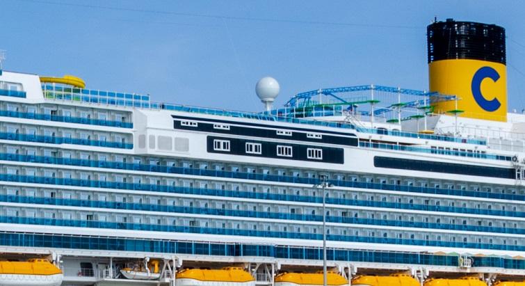 Coronavirus : Costa devrait annuler les passagers des régions contaminées