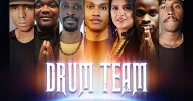 Une centaine d'artistes a relevé le drum team challenge
