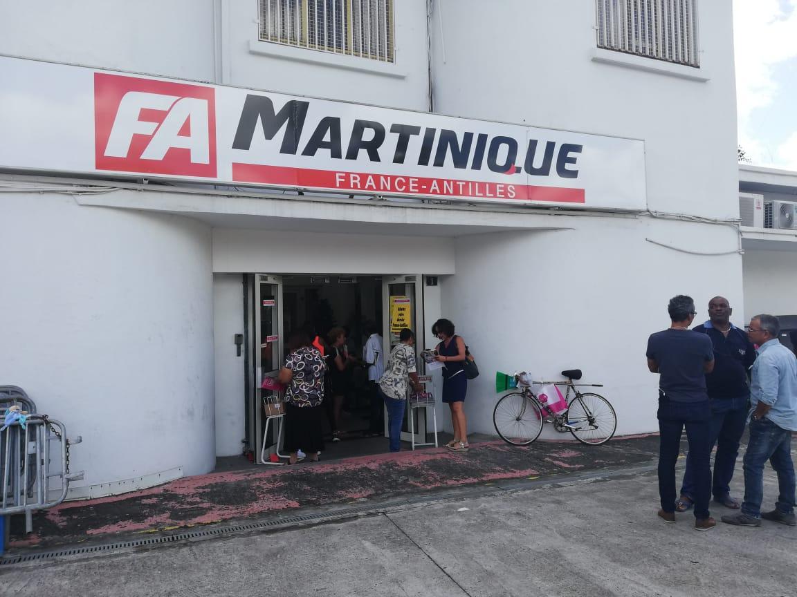 France-Antilles : le personnel informé lors d'une assemblée générale