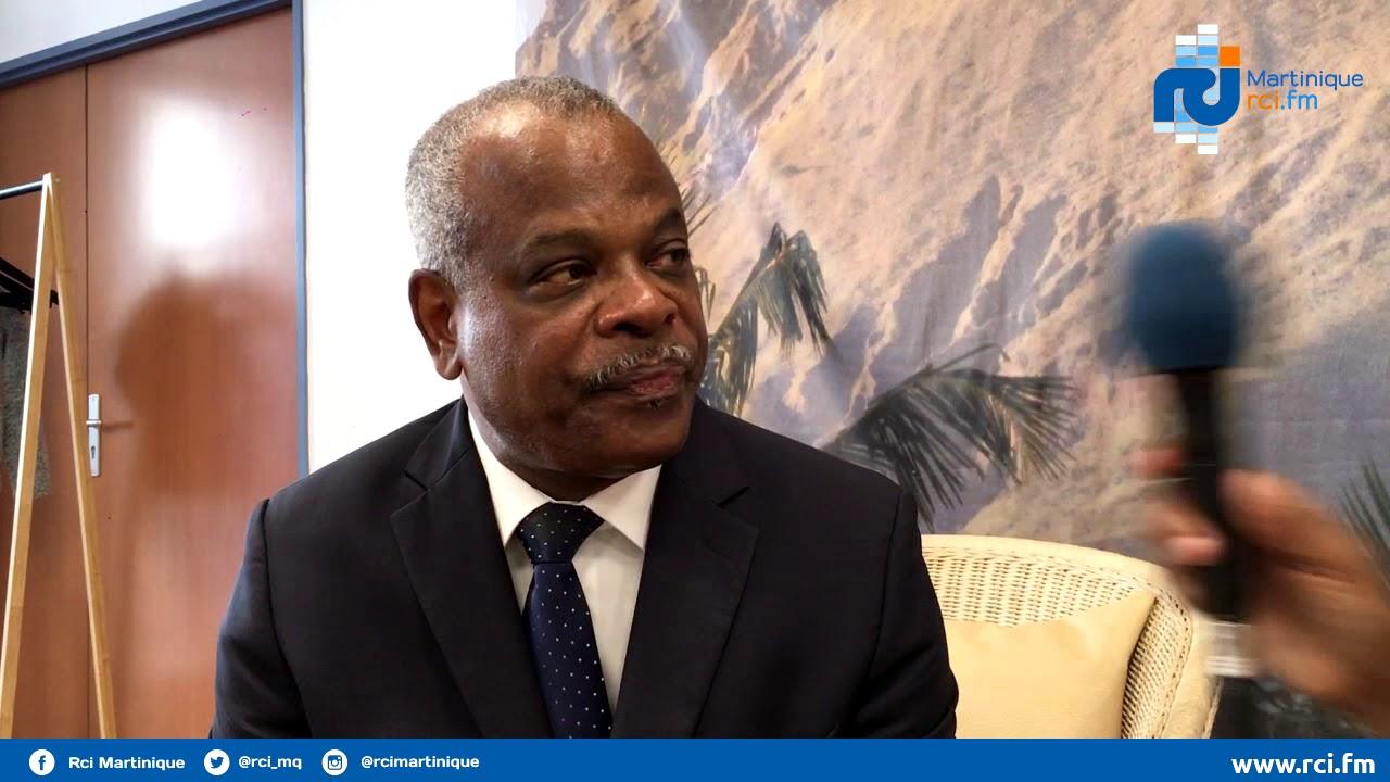 La Martinique bientôt reliée au Sénégal : entretien avec Frantz Thodiard