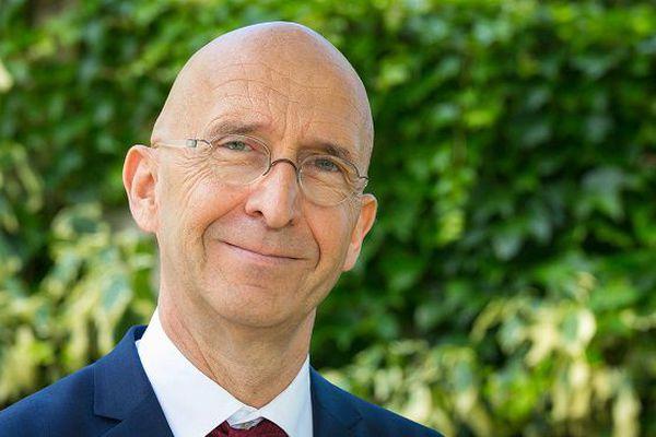 Philippe Gustin va rejoindre le ministère des Outre-mer