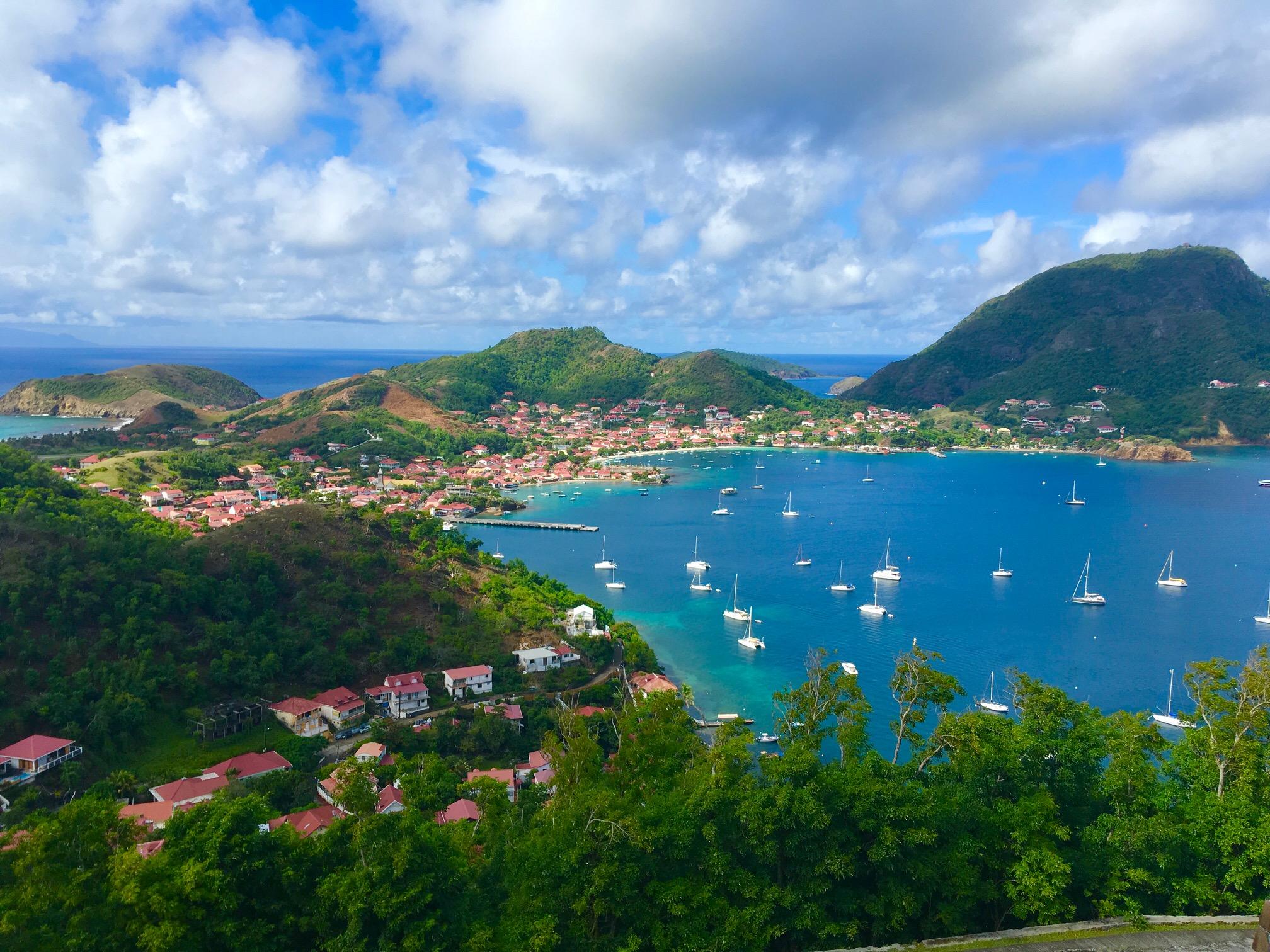 La Guadeloupe dans le top 10 des destinations les plus recherchées des Français