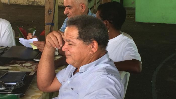 Municipales 2020 : Joël Joseph Mérélix brigue le fauteuil de maire de Sainte-Anne
