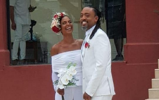 Machel Montano est maintenant un homme marié