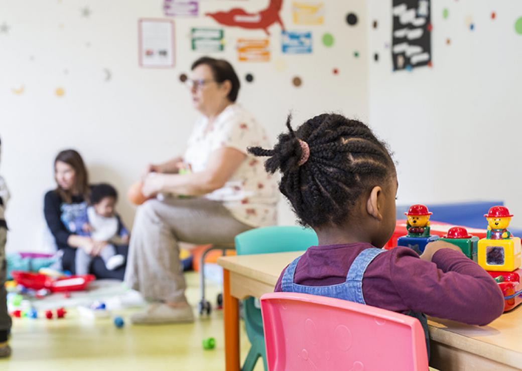 Un jour, un débat : la politique de la petite enfance dans les communes