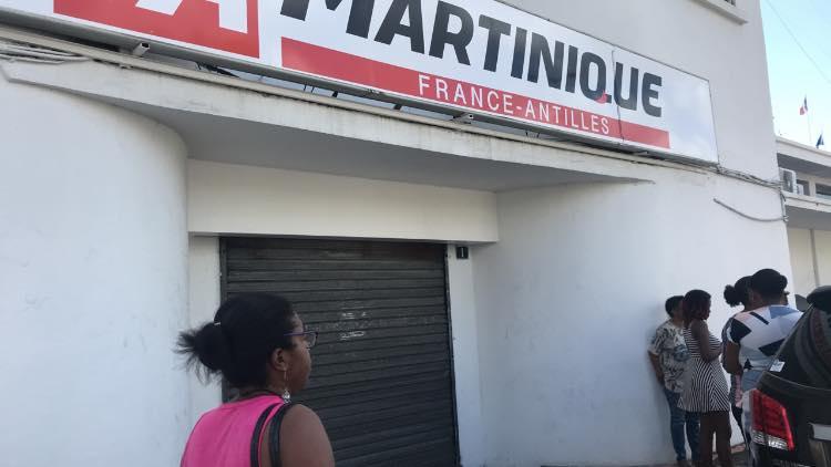 Les salariés de France-Antilles ne sont pas encore convaincus par l'offre de Xavier Niel