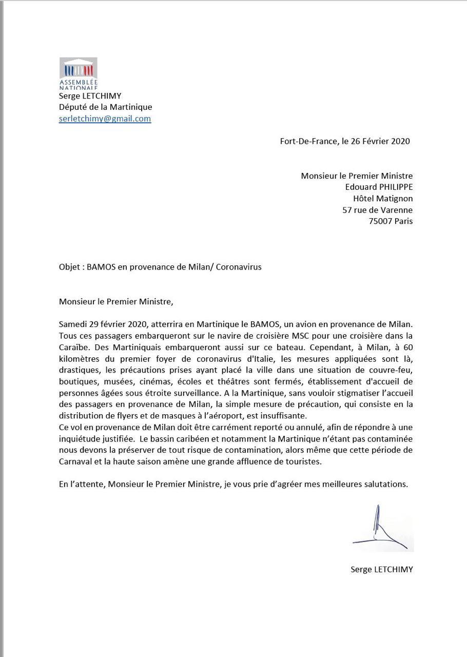 Air Italia : les élus martiniquais demandent l'annulation du vol