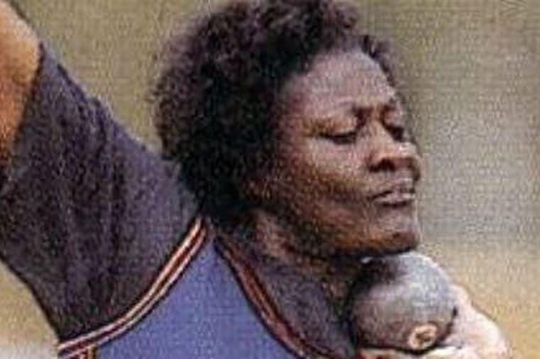 L'athlète guadeloupéenne Simone Créantor est décédée