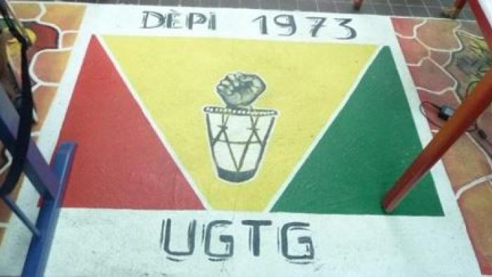 """8 morts en Guadeloupe, c'est trop"" selon Elie Domota (UGTG)"