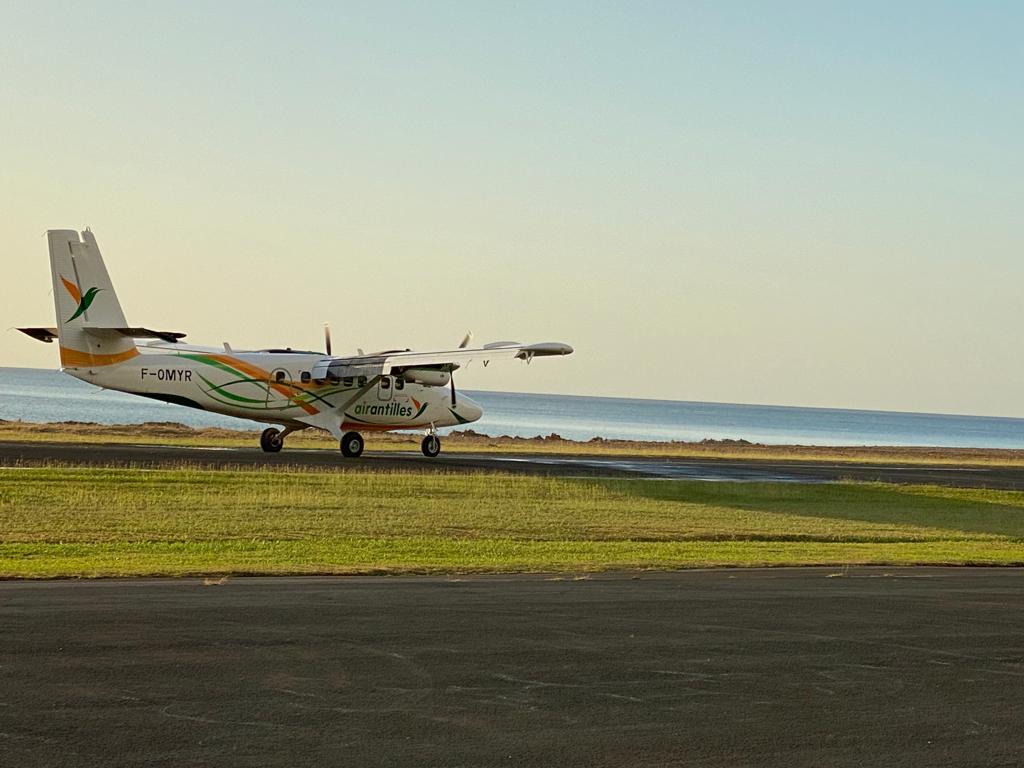 Air Antilles, des nouveaux avions et de l'ambition