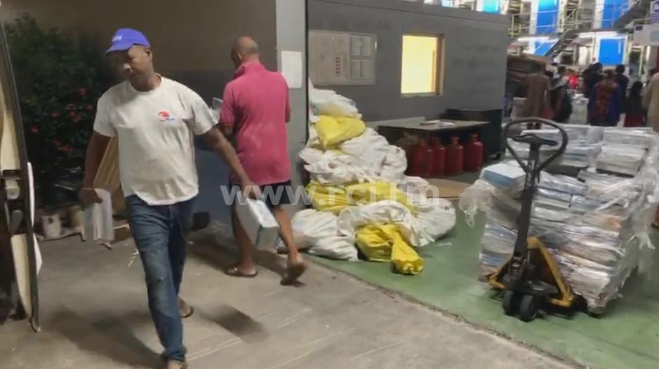 La société de livraison de France-Antilles menacée de dépôt de bilan