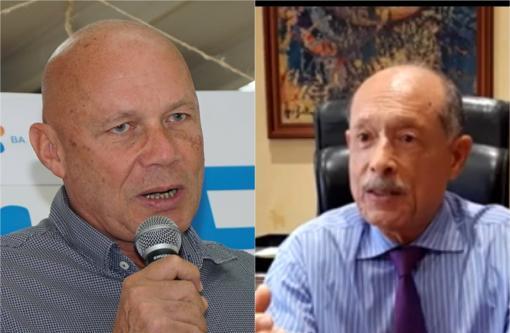 Municipales 2020 : échange d'amabilités entre Yan Monplaisir et Claude Lise