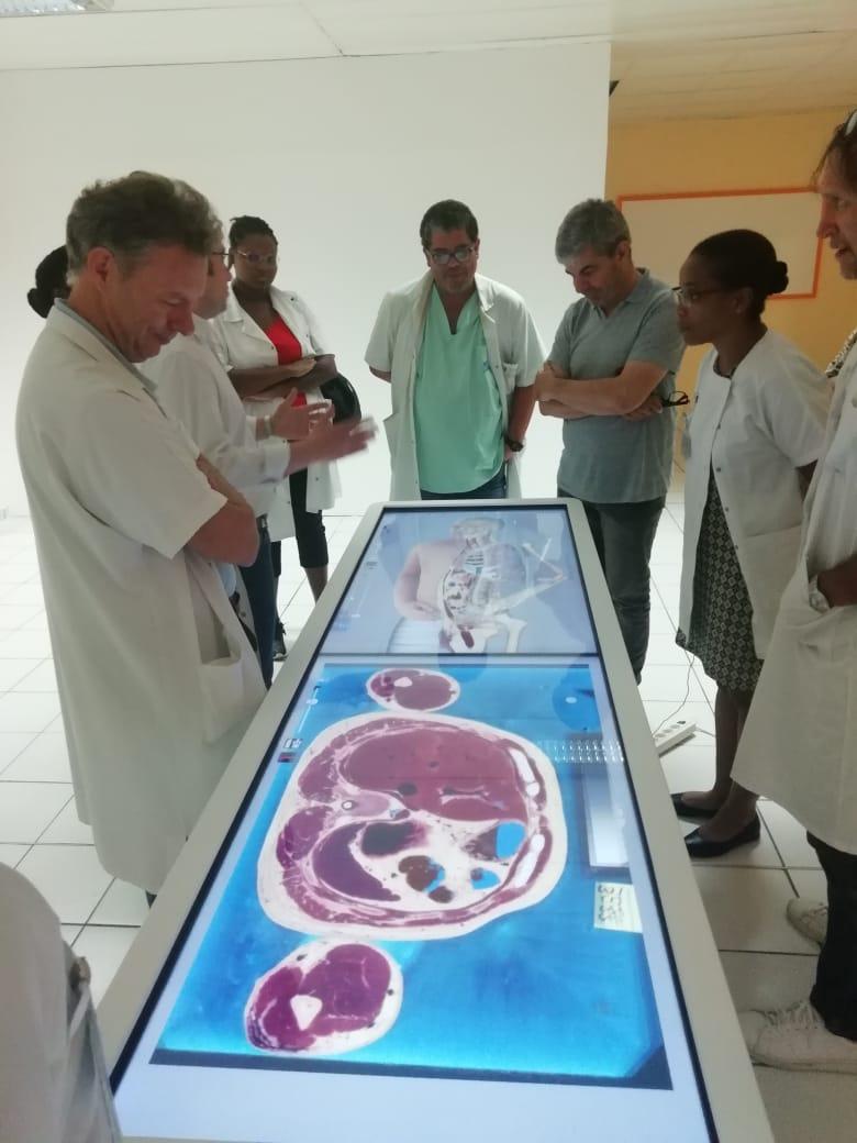 Vous pouvez désormais visualiser votre anatomie en 3D au CHU