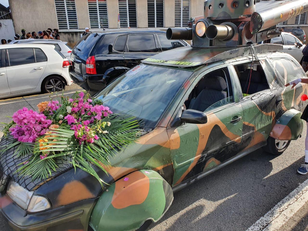Mercredi des cendres : les carnavaliers s'échauffent en attendant Vaval