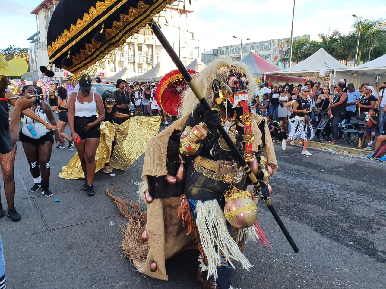Vaval ka kité nou : la fin de Vaval célébrée en beauté !
