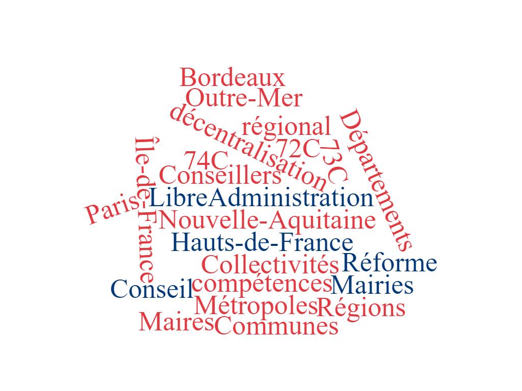 Un jour, un débat : les nouveaux rapports des communes avec l'intercommunalité