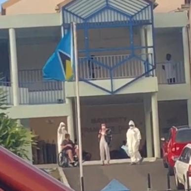 Suspicion de coronavirus à Sainte-Lucie : l'homme en quarantaine venait de Martinique