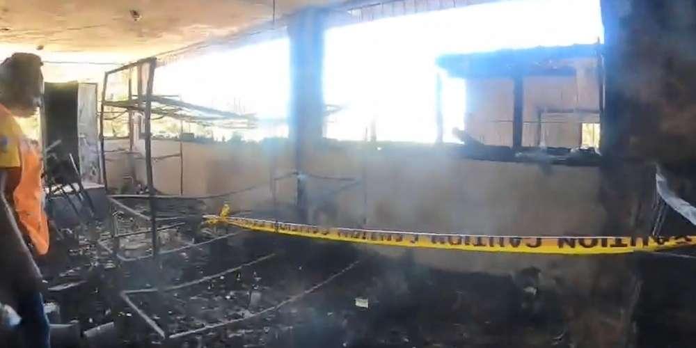 15 enfants décèdent dans un incendie en Haïti