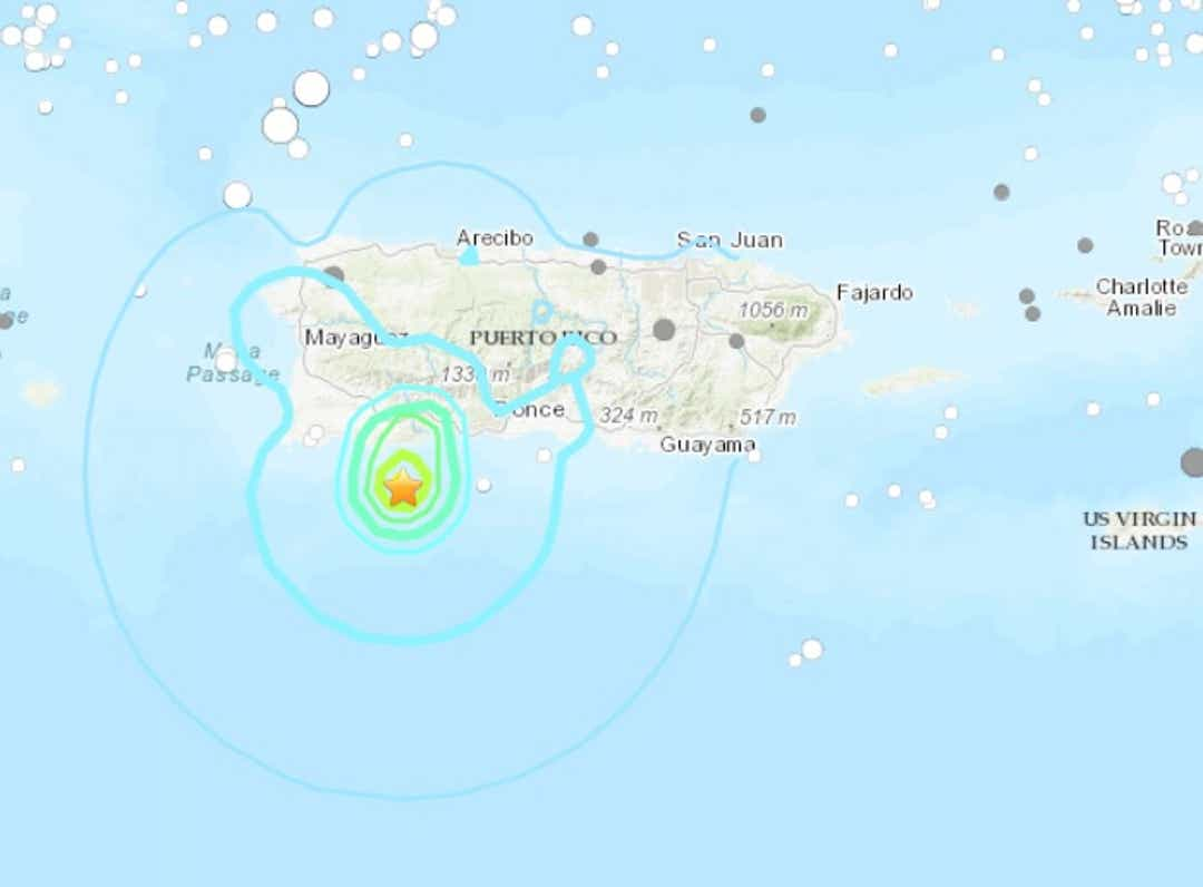 [Vidéo] 3000 séismes en deux mois à Porto Rico dont un ce mardi