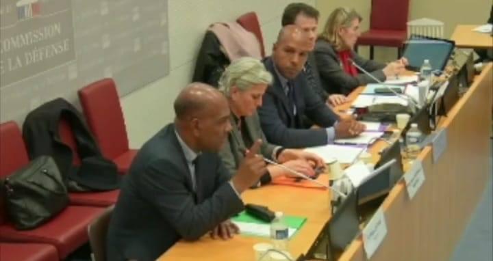 Réforme des retraites : échange tendu entre Serge Letchimy et Olivier Serva
