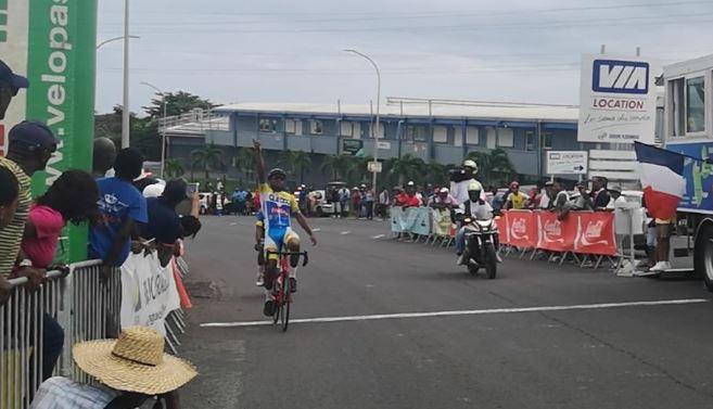 Cyclisme : Michaël Stanislas (JC 231) remporte le grand prix d'ouverture en Guadeloupe