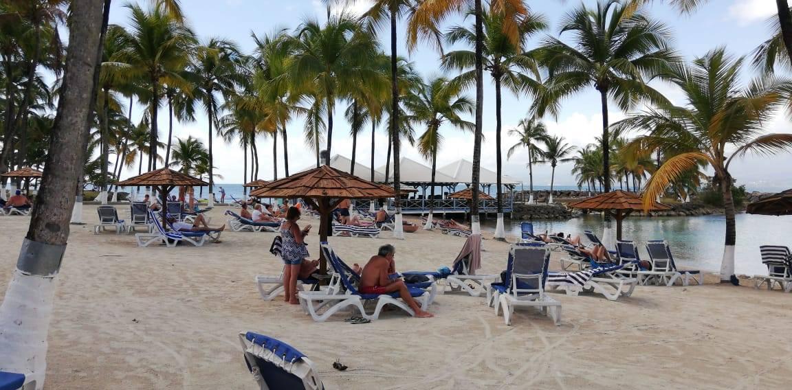 Baignades et activités nautiques interdites en Guadeloupe