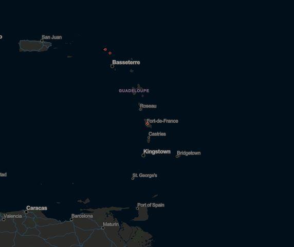 Coronavirus : toujours aucun cas signalé en Guadeloupe