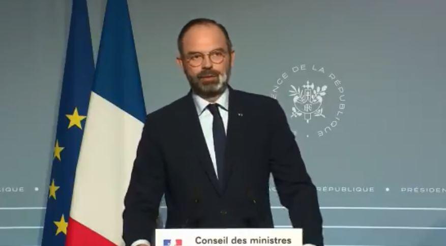 """Edouard Philippe : """"La crise sanitaire n'est pas terminée mais nous marquons des points"""""""