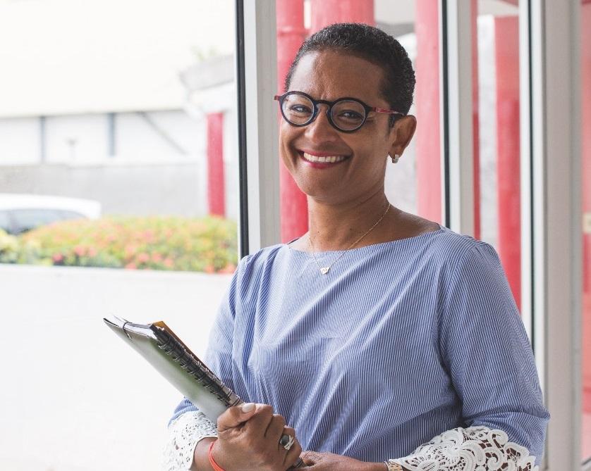 Femme du jour : Katy LARGEN,  présidente du directoire de la société Comia