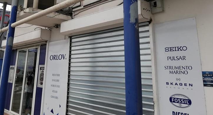 Attaque de la bijouterie Orlov : 5 prévenus condamnés