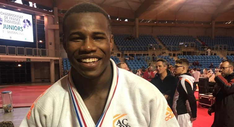 Kenny Liveze sacré champion de France junior