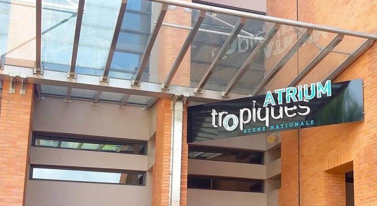Tropiques Atrium propose « Le moi(s) Laminaire »