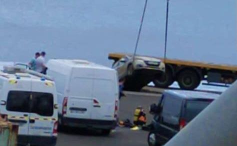 Le véhicule de Jean-Marc Cupit retrouvé au fond de la mer au port