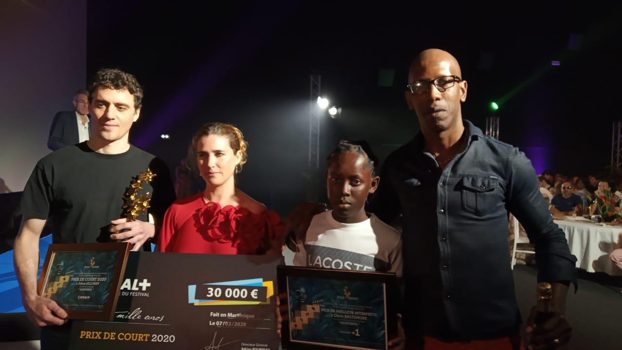 Julien Silloray remporte le Prix de Court 2020 avec Mortenol