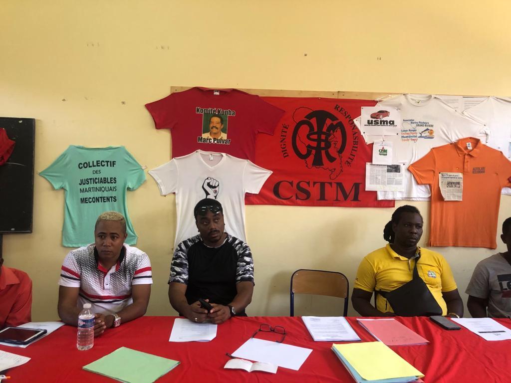 La CSTM dépose un préavis de grève auprès de Martinique Transport