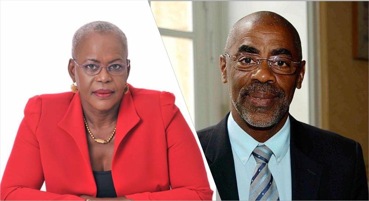 Josette Manin et Maurice Antiste ne sont pas convaincus par les annonces présidentielles