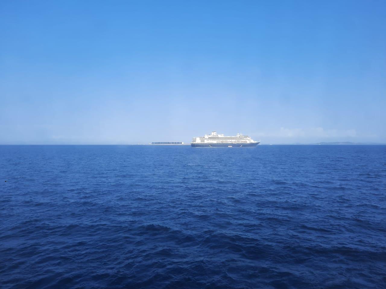 Les Martiniquais bloqués à bord du Zaandam attendent d'être transférés vers un autre bateau