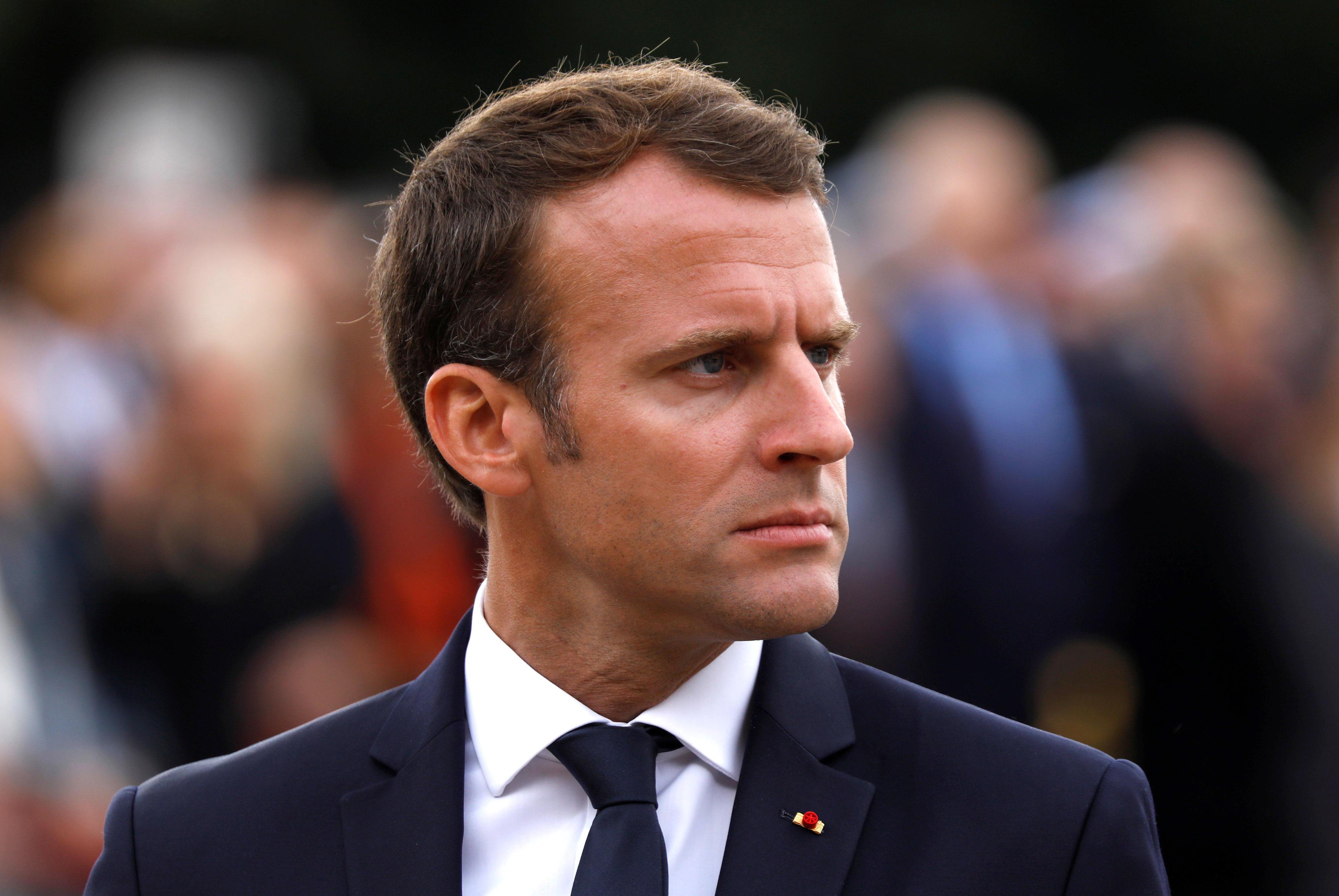 Economie, santé,racisme: ce qu'il faut retenir du discours d'Emmanuel Macron