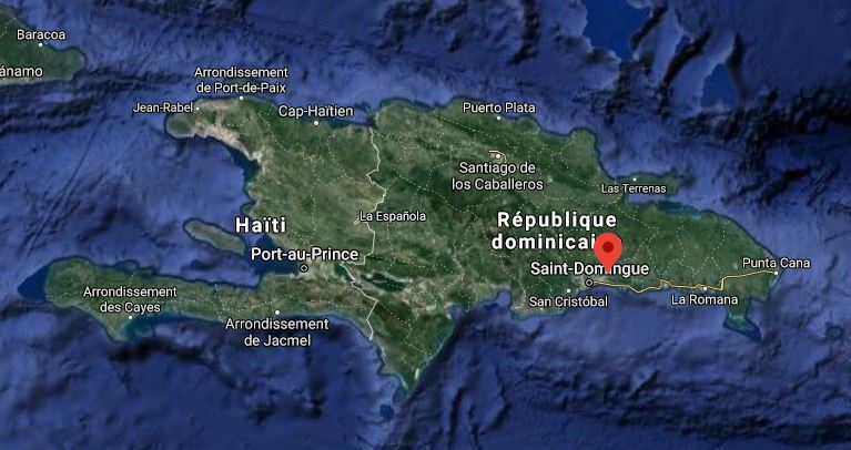 """La République dominicaine veut construire un """"mur"""" de séparation avec Haïti"""