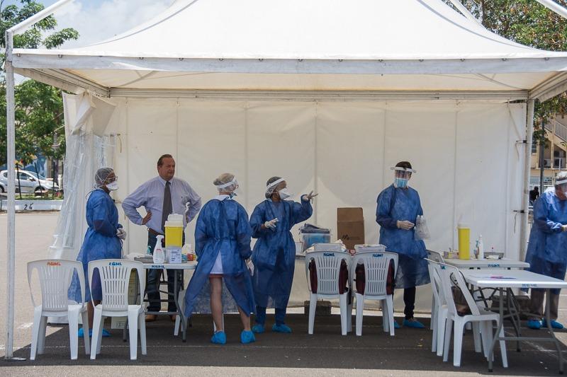Covid-19 : l'ARS organise une campagne de tests avant les fêtes