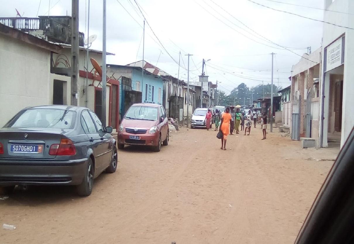 Rony : guadeloupéen confiné à Abidjan