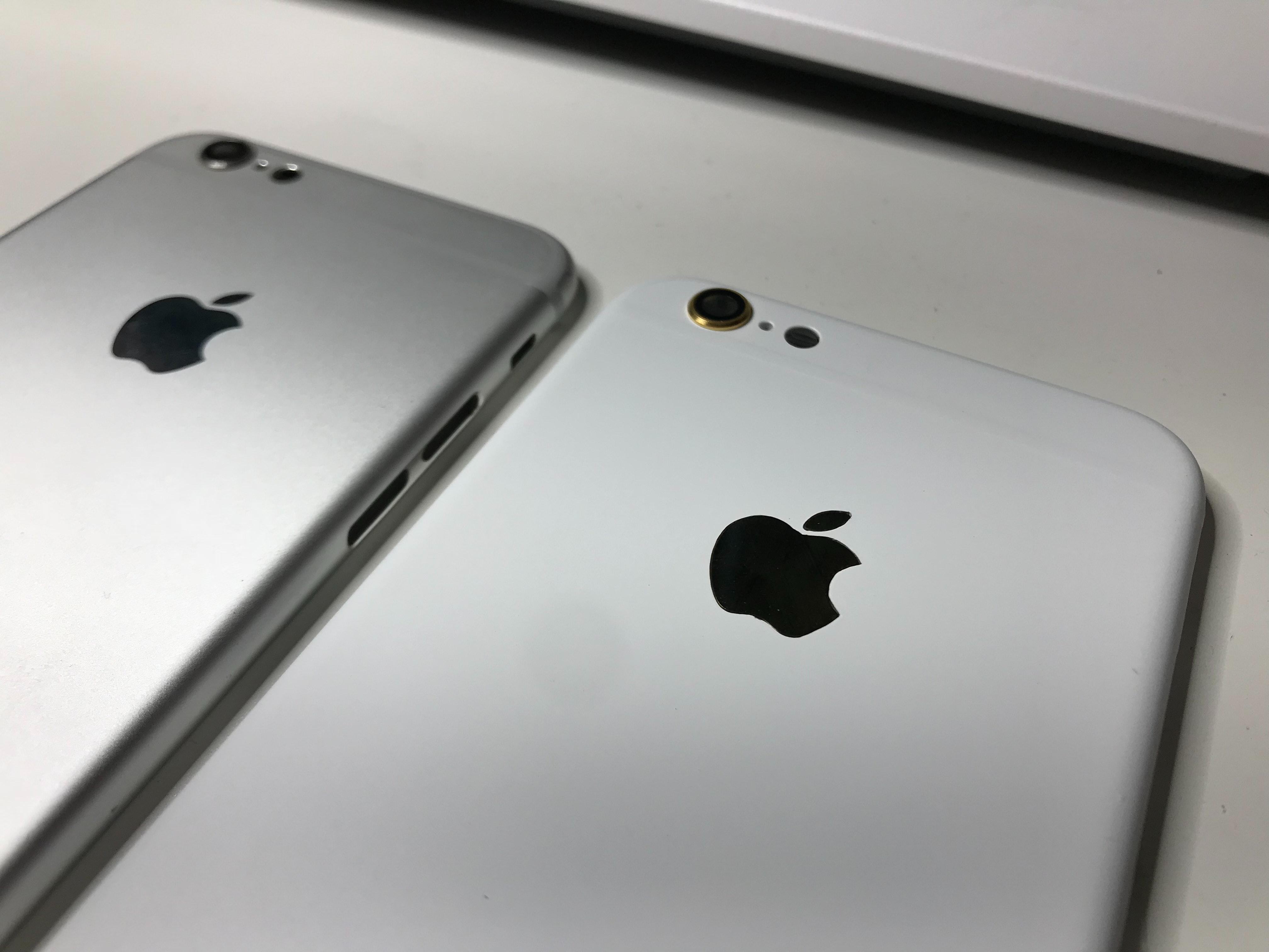 L'iPhone va s'adapter au port du masque