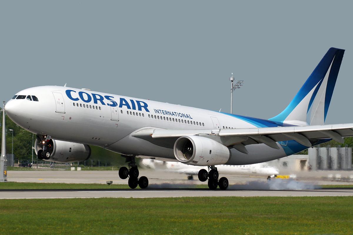 Sans visibilité sur l'ouverture d'Orly, Corsair lance une offre tarifaire pour les étudiants