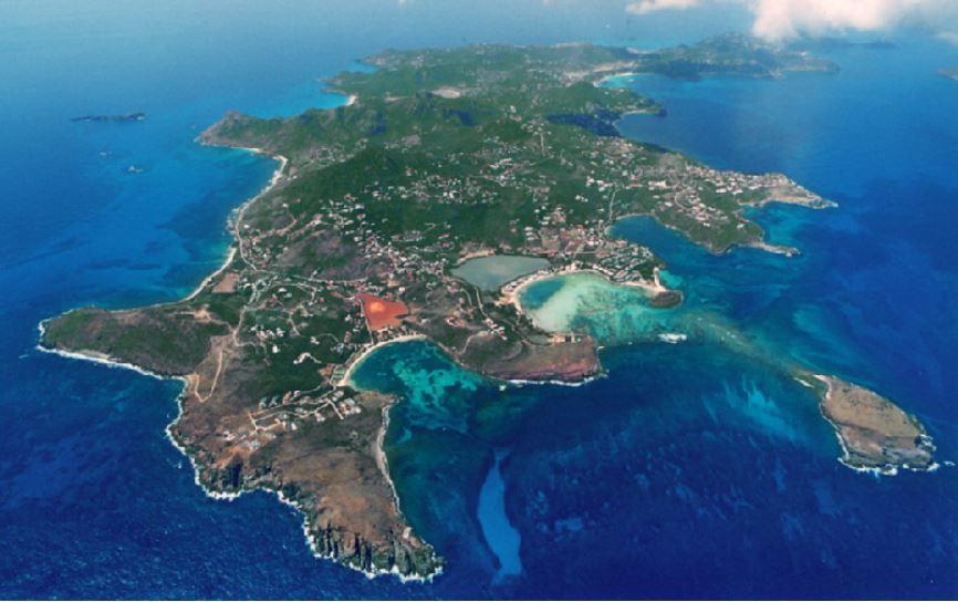 Coronavirus : dépistage intégral de la population de Saint-Barthélémy